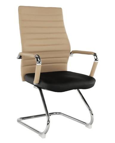 Tempo Kondela Konferenční židle Drugi 2, béžová
