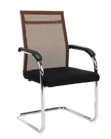 Tempo Kondela Konferenční židle Esin, hnědá