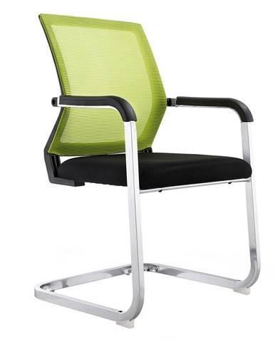 Tempo Kondela Konferenční židle Rimala, zelená
