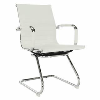 Tempo Kondela Konferenční židle Azure 2 New 2, bílá