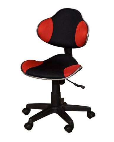 Židle NOVA červená K16