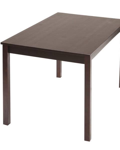 IDEA Nábytek Jídelní stůl 8848 tmavohnědý