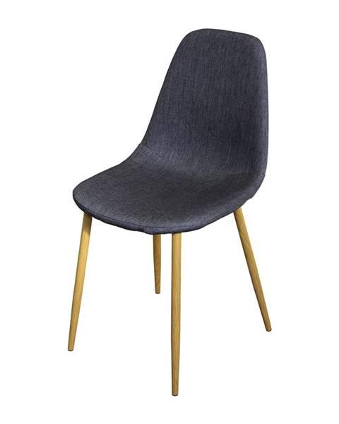 IDEA Nábytek Jídelní židle COMO šedá