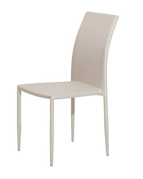 IDEA Nábytek Jídelní židle PARMA béžová