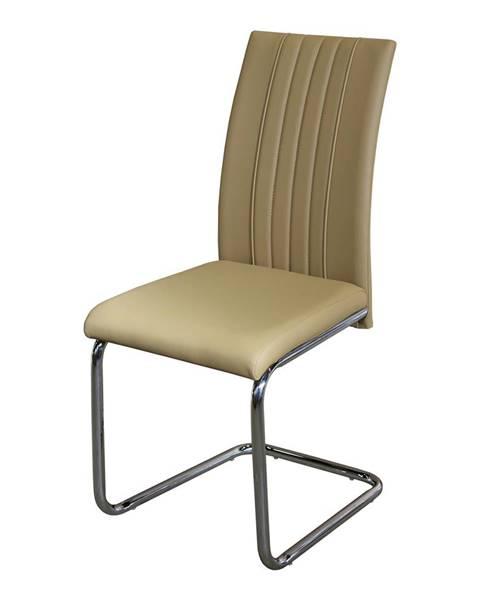 IDEA Nábytek Jídelní židle SWING béžová