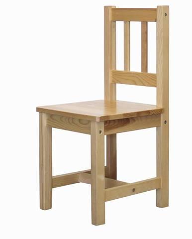 Dětská židle 8866 lak