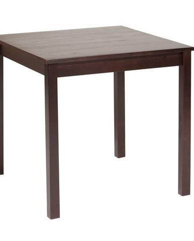 Jídelní stůl 8842 tmavohnědý
