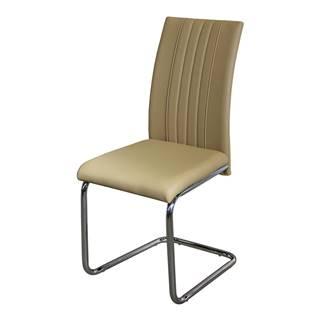 Jídelní židle SWING béžová