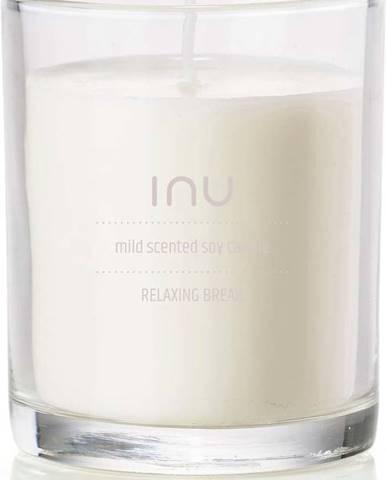 Vonná svíčka ze sójového vosku Zone Inu Relaxing Break,dobahoření22h