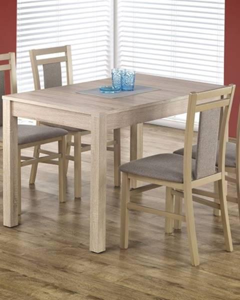 Smartshop Jídelní stůl rozkládací MAURYCY, dub sonoma