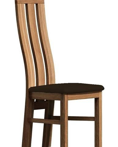 Čalouněná židle PARIS, jasan světlý/Victoria 36