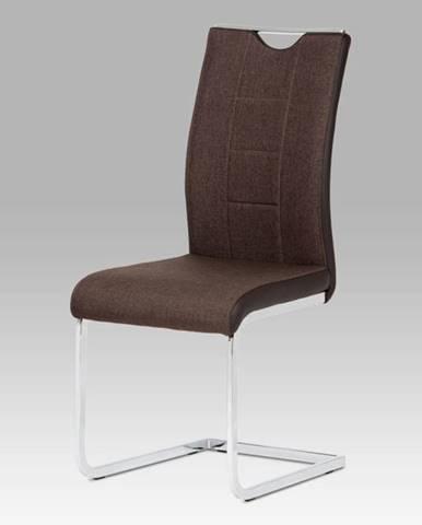 Jídelní židle DCL-410 BR2, hnědá