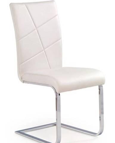 Židle K-108, bílá