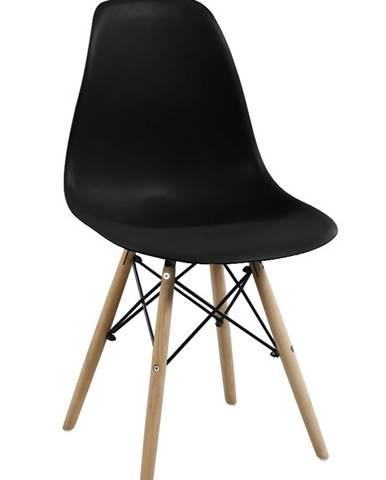 Jídelní židle MODENA II, černá