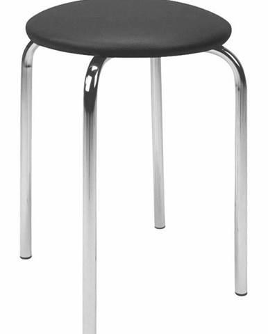 Stolička židle CHICO, černá