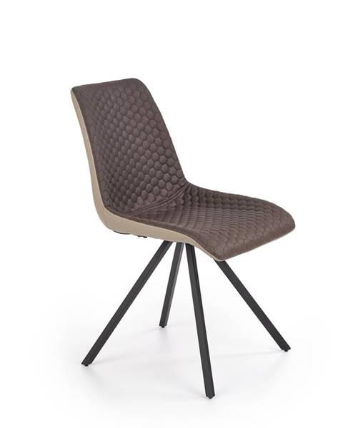 Smartshop Jídelní židle K-394, šedá