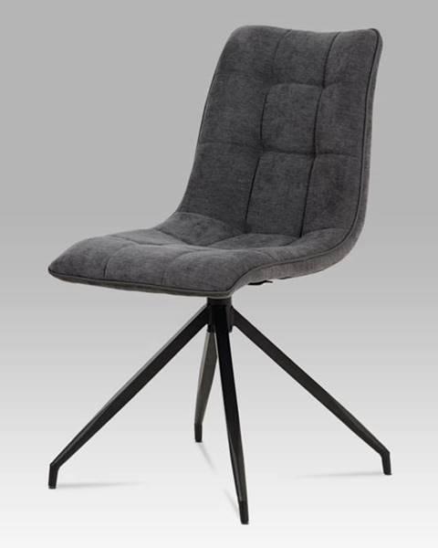 Smartshop Jídelní židle HC-396 GREY2, šedá/antracit