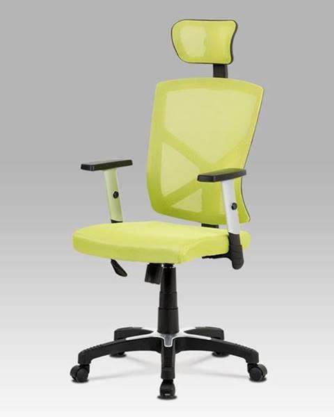Smartshop Kancelářská židle KA-H104 GRN, zelená