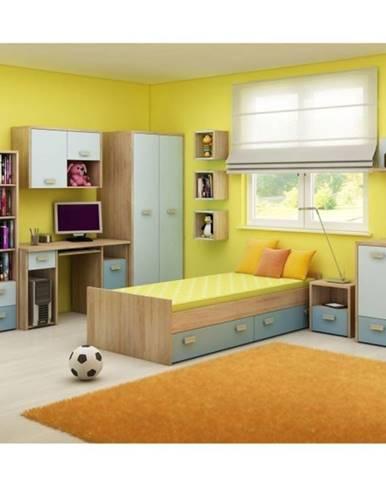 Dětský pokoj KITTY 2, barva: ...