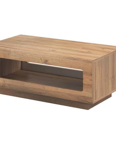 TULSA konferenční stolek TYP 99, dub grandson