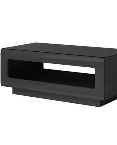 HEKTOR konferenční stolek TYP 99, antracit/antracit lesk