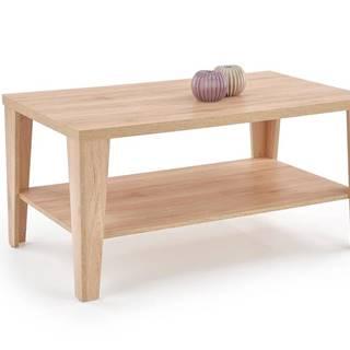 Konferenční stolek MANTA, dub sonoma