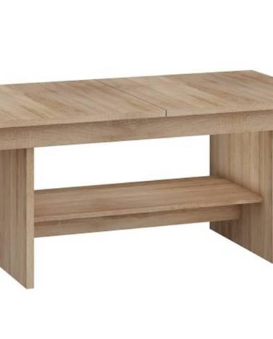 Konferenční stolek DALLAS rozkládací MAT, barva: