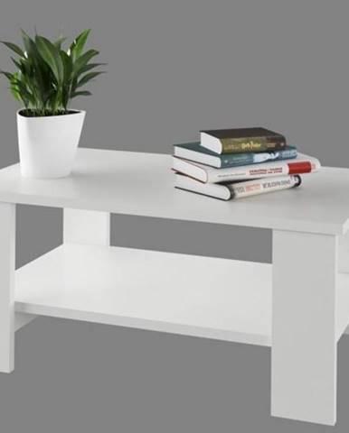BERNARDO konferenční stolek, bílá