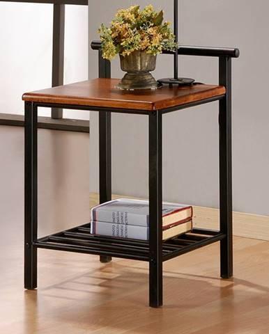 Noční stolek VD-275, třešeň