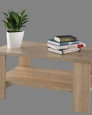BERNARDO konferenční stolek, dub sonoma