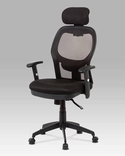 Smartshop Kancelářská židle KA-V301 BK, černá