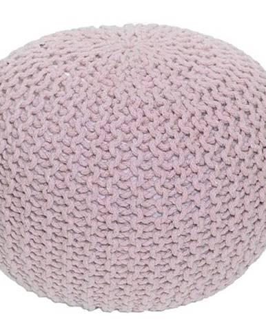 GOBI TYP 1 taburet, pudrově růžová