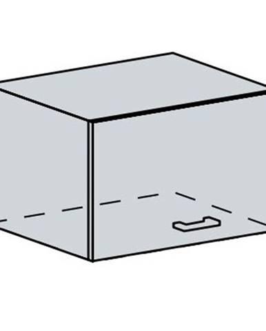 ANASTASIA, skříňka nad digestoř 60 VP, bílá/bříza