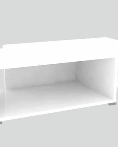 DRON konferenční stolek, bílá