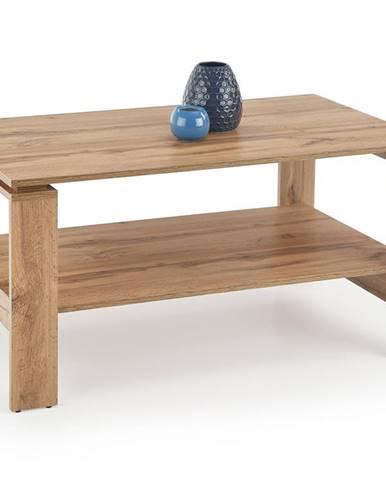 Konferenční stolek ANDREA, dub wotan
