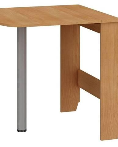 Skládací jídelní stůl EXPERT 6, olše