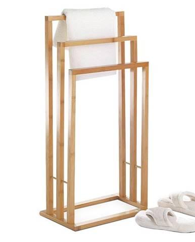 Bambusový stojan na ručníky DR-039