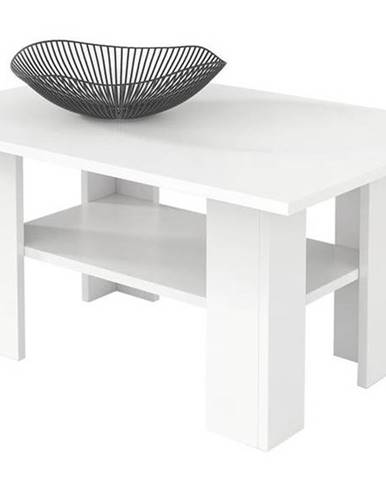 Konferenční stolek AGA H43, bílá