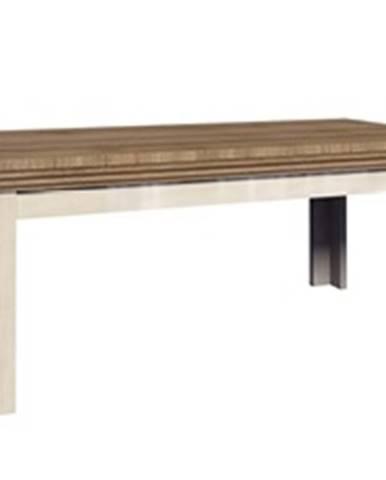 ROYAL konferenční stolek LN 2, borovice norská/dub divoký