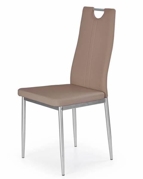 Smartshop Židle K-202, cappucino