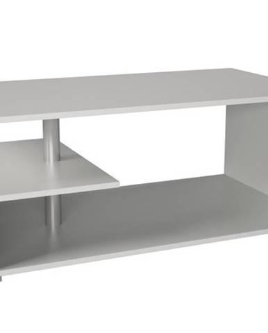 DORISA konferenční stolek, bílý
