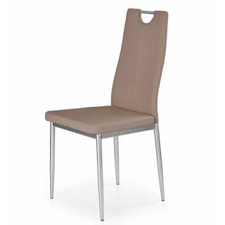 Židle K-202, cappucino