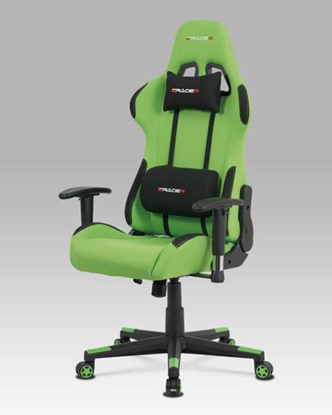 Smartshop Kancelářská židle KA-F05 GRN, zelená