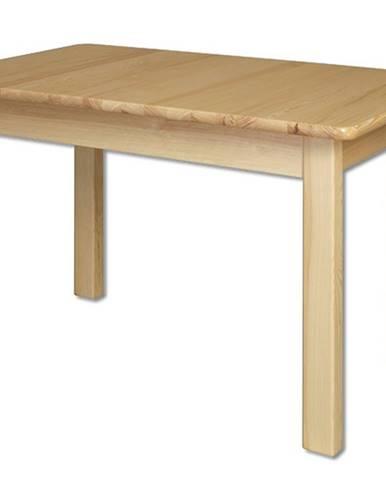 Rozkládací jídelní stůl ST101, 120-155x75x80, moření: …