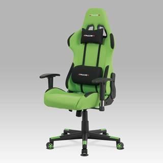 Kancelářská židle KA-F05 GRN, zelená