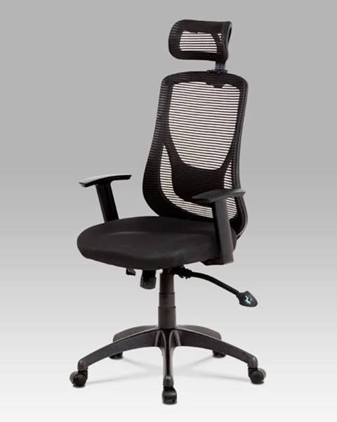 Smartshop Kancelářská židle KA-A186 BK, černá