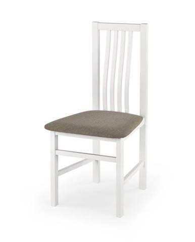 Jídelní židle PAWEL, bílá