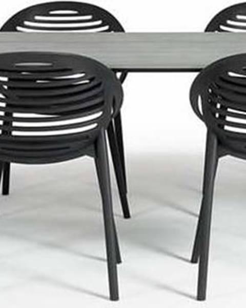 Le Bonom Zahradní set nábytku se 6 židlemi Le Bonom Joanna Strong