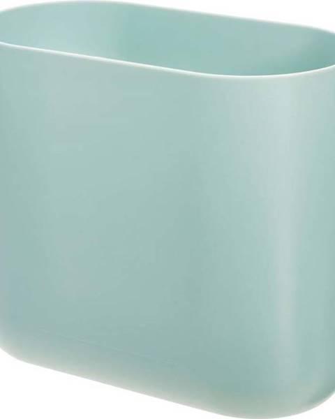 iDesign Zelený odpadkový koš iDesign Slim Cade