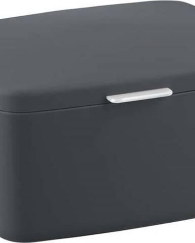 Tmavě šedý box do koupelny Wenko Barcelona